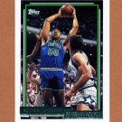 1992-93 Topps Gold Basketball #152G Felton Spencer - Minnesota Timberwolves