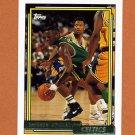 1992-93 Topps Gold Basketball #065G Sherman Douglas - Boston Celtics