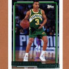 1992-93 Topps Gold Basketball #058G Dana Barros - Seattle Supersonics