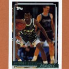 1992-93 Topps Gold Basketball #015G Anthony Bowie - Orlando Magic