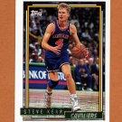 1992-93 Topps Gold Basketball #014G Steve Kerr - Cleveland Cavaliers