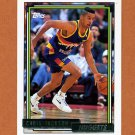 1992-93 Topps Gold Basketball #008G Chris Jackson - Denver Nuggets