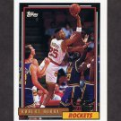 1992-93 Topps Basketball #308 Robert Horry RC - Houston Rockets