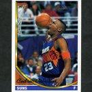 1993-94 Topps Gold Basketball #344G Cedric Ceballos - Phoenix Suns