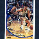 1993-94 Topps Basketball #356 John Stockton - Utah Jazz