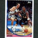 1993-94 Topps Basketball #273 Terry Cummings - San Antonio Spurs