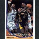1993-94 Topps Basketball #245 LaSalle Thompson - Indiana Pacers
