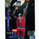1995-96 Collector's Choice Player's Club Basketball #194 Chris Webber FF - Washington Bullets