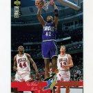 1995-96 Collector's Choice Basketball #197 Vin Baker - Milwaukee Bucks
