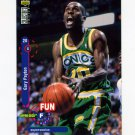 1995-96 Collector's Choice Basketball #190 Gary Payton - Seattle Supersonics