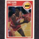 1989-90 Fleer Basketball #059 Sleepy Floyd - Houston Rockets