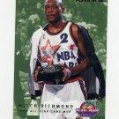 1995-96 Fleer All-Stars Basketball #13 Mitch Richmond AS MVP - Sacramento Kings