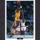 1992 Classic Basketball #13 Anthony Peeler - Los Angeles Lakers