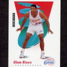 1991-92 Skybox Basketball #631 Doc Rivers - Los Angeles Clippers