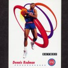 1991-92 Skybox Basketball #086 Dennis Rodman - Detroit Pistons