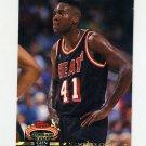 1992-93 Stadium Club Basketball #203 Glen Rice - Miami Heat