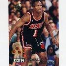1994-95 Stadium Club Basketball #250 Khalid Reeves RC - Miami Heat