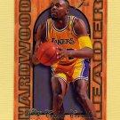 1995-96 Fleer Flair Hardwood Leaders Basketball #13 Cedric Ceballos - Los Angeles Lakers