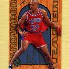 1995-96 Fleer Flair Hardwood Leaders Basketball #08 Grant Hill - Detroit Pistons