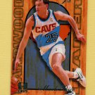1995-96 Fleer Flair Hardwood Leaders Basketball #05 Mark Price - Cleveland Cavaliers