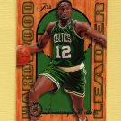 1995-96 Fleer Flair Hardwood Leaders Basketball #02 Dominique Wilkins - Boston Celtics