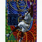 1994-95 Ultra Basketball Power In The Key #05 Karl Malone - Utah Jazz