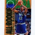 1994-95 Ultra Basketball All-Rookies #06 Donyell Marshall - Minnesota Timberwolves