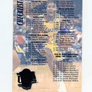 1994-95 Ultra Basketball #350 Checklist