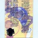 1994-95 Ultra Basketball #349 Checklist
