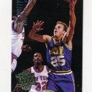 1994-95 Ultra Basketball #341 John Crotty - Utah Jazz