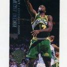 1994-95 Ultra Basketball #335 Vincent Askew - Seattle Supersonics