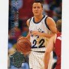 1994-95 Ultra Basketball #307 Brooks Thompson RC - Orlando Magic NM-M