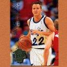 1994-95 Ultra Basketball #307 Brooks Thompson RC - Orlando Magic ExMt
