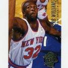 1994-95 Ultra Basketball #300 Herb Williams - New York Knicks
