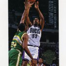 1994-95 Ultra Basketball #283 Alton Lister - Milwaukee Bucks