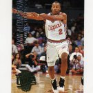 1994-95 Ultra Basketball #267 Pooh Richardson - Los Angeles Clippers