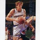 1994-95 Ultra Basketball #252 David Wood - Golden State Warriors