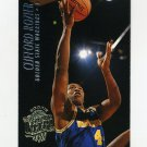 1994-95 Ultra Basketball #250 Clifford Rozier RC - Golden State Warriors