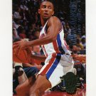 1994-95 Ultra Basketball #238 Johnny Dawkins - Detroit Pistons