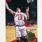 1994-95 Ultra Basketball #237 Bill Curley RC - Detroit Pistons