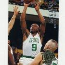 1994-95 Ultra Basketball #208 Greg Minor RC - Boston Celtics