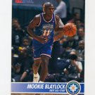 1994-95 Hoops Basketball #226 Mookie Blaylock AS - Atlanta Hawks