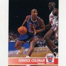 1994-95 Hoops Basketball #133 Derrick Coleman - New Jersey Nets