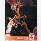 1994-95 Hoops Basketball #109 Grant Long - Miami Heat