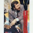 1995-96 Hoops Basketball #190 P.J. Carlesimo CO - Portland Trail Blazers