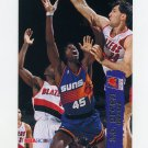 1995-96 Hoops Basketball #127 A.C. Green - Phoenix Suns