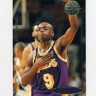 1994-95 SP Championship Basketball #079 Nick Van Exel - Los Angeles Lakers