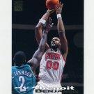 1993-94 Stadium Club Basketball #242 Benoit Benjamin - New Jersey Nets