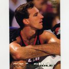 1993-94 Stadium Club Basketball #195 Chris Dudley - Portland Trail Blazers