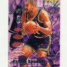 1995-96 Fleer Basketball #189 Felton Spencer - Utah Jazz